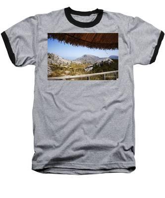 Calobras Road Baseball T-Shirt