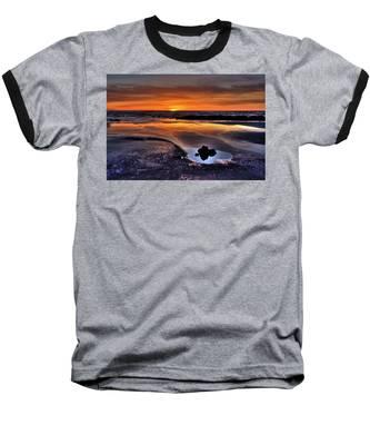 Heart Of The Central Coast Baseball T-Shirt