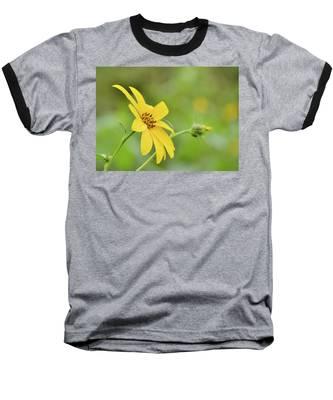 Jerusalem Gold Baseball T-Shirt