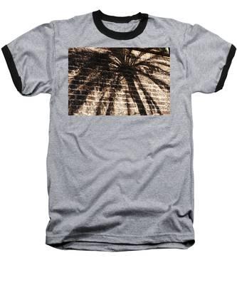 Palm Tree Cup Baseball T-Shirt