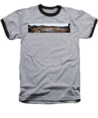 Port Of Soller Baseball T-Shirt