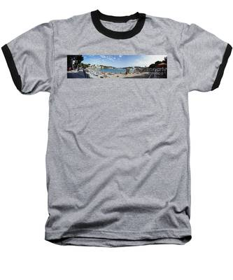 Porto Cristo Beach Baseball T-Shirt