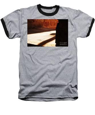 Shadow On The Windows Baseball T-Shirt