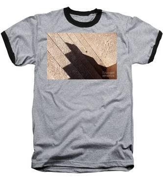 Shadow Stair Baseball T-Shirt