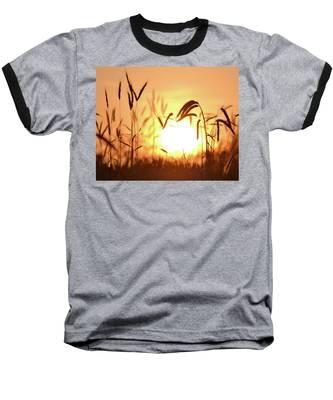 Sunset Rye IIi Baseball T-Shirt