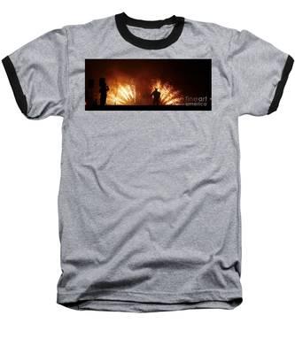 The Emergence Of The Devil Baseball T-Shirt