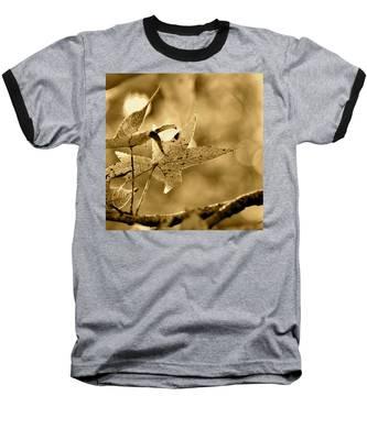 The Gum Leaf Baseball T-Shirt