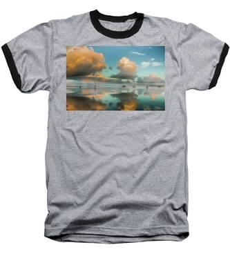 Sound Of Silence Baseball T-Shirt