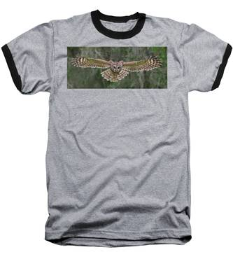 Baseball T-Shirt featuring the photograph The Approach. by Evelyn Garcia