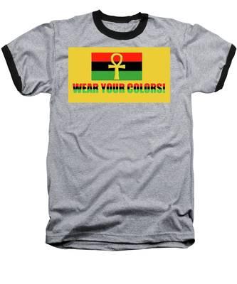 Wear Rgb Baseball T-Shirt