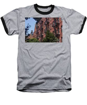 Baseball T-Shirt featuring the photograph New York by Juergen Held
