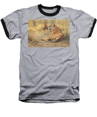 Alarm Call Baseball T-Shirt