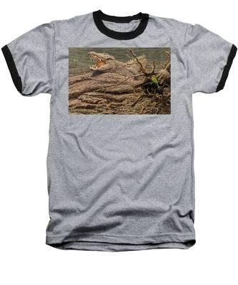 Alligator Baseball T-Shirt