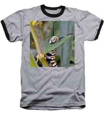 Baseball T-Shirt featuring the photograph Always Eat Your Greens by Andrea Platt