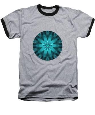 Aquamarine  Baseball T-Shirt