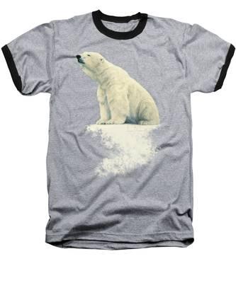 Something In The Air Baseball T-Shirt