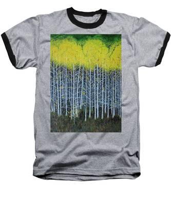 Aspen Stand The Painting Baseball T-Shirt