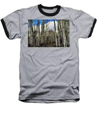 Aspen Standing Baseball T-Shirt