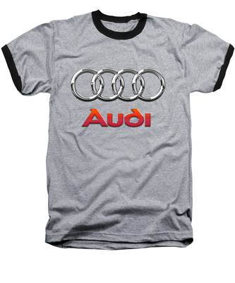 Cars Baseball T-Shirts