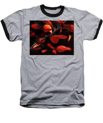 Autumn Details Baseball T-Shirt