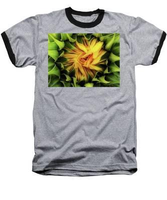 Awakening Baseball T-Shirt by Andrea Platt