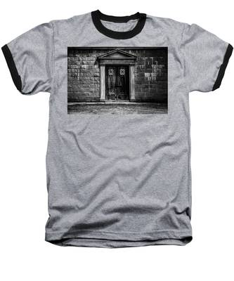 Bar Across The Door Baseball T-Shirt