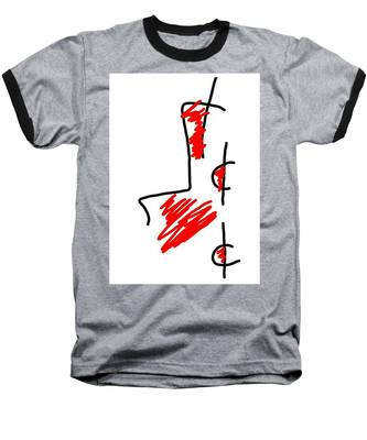Blood Money Baseball T-Shirt