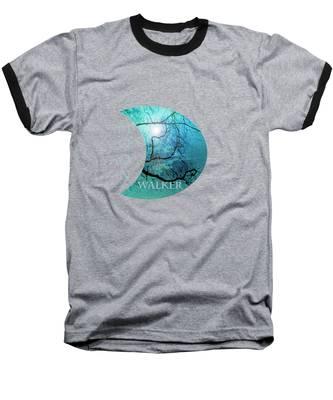Blue Danube Baseball T-Shirt