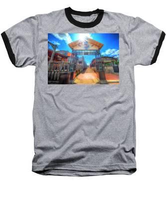 Bottle Cap Alley Baseball T-Shirt