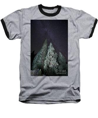 Bright Night Baseball T-Shirt