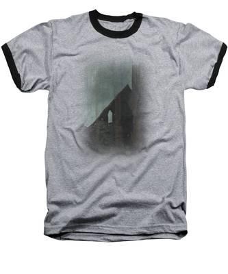 Celtic Ruins Baseball T-Shirt