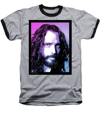 Chris Cornell Tribute Baseball T-Shirt