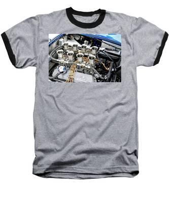 Cobra Power With Weber Carbs Baseball T-Shirt