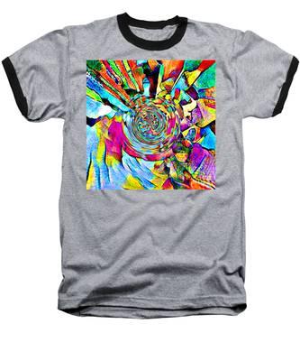 Color Lives Here Baseball T-Shirt