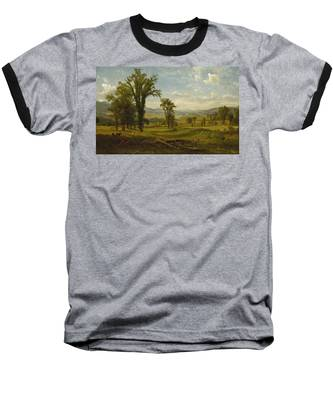 Connecticut River Valley, Claremont, New Hampshire Baseball T-Shirt
