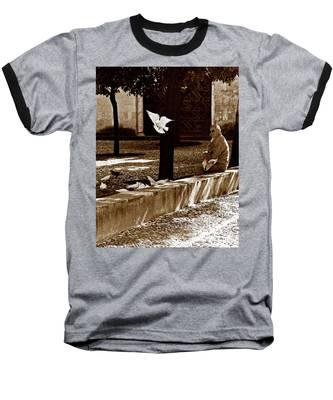 Cordoba Flight Baseball T-Shirt