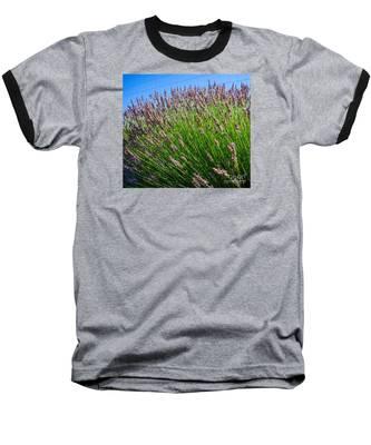 Country Lavender I  Baseball T-Shirt