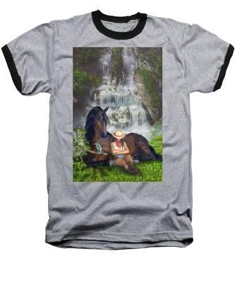 Country Memories 1 Baseball T-Shirt