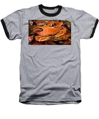Crab Boil Baseball T-Shirt