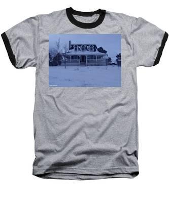 Dahl House Baseball T-Shirt