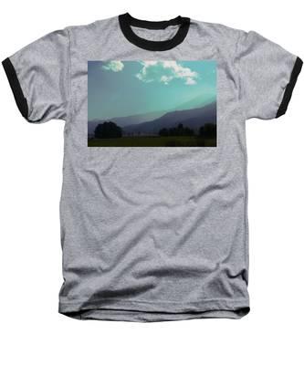 Deep Layers Baseball T-Shirt