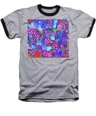 Desert Vibe Bloom Baseball T-Shirt