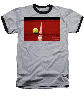 Down And Out Baseball T-Shirt