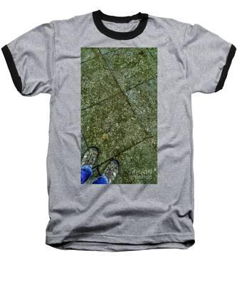 Downward Views #001 Baseball T-Shirt