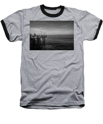 Early Morning Redondo By Mike-hope Baseball T-Shirt