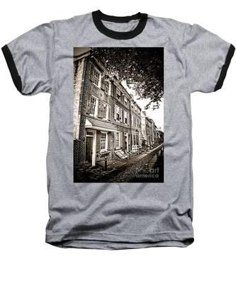 Elfreth Alley  Baseball T-Shirt