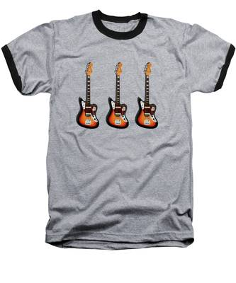 Recently Sold -  - Fender Guitar Baseball T-Shirts