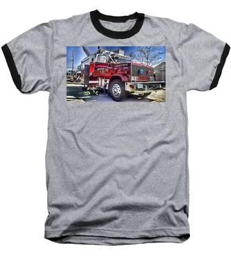 Firemen Honor And Sacrifice #2 Baseball T-Shirt