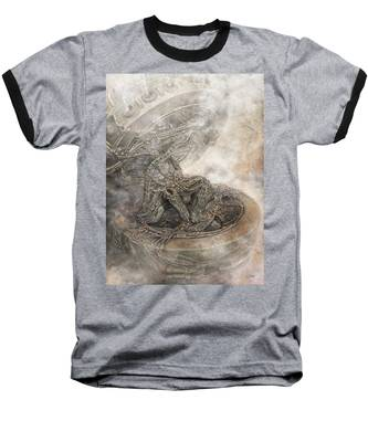 Fit Into The System Baseball T-Shirt