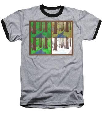 Four Seasons Baseball T-Shirt